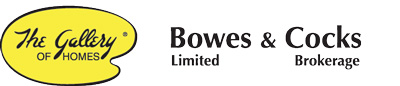 Bowes and Cocks Ltd. Brokerage Logo