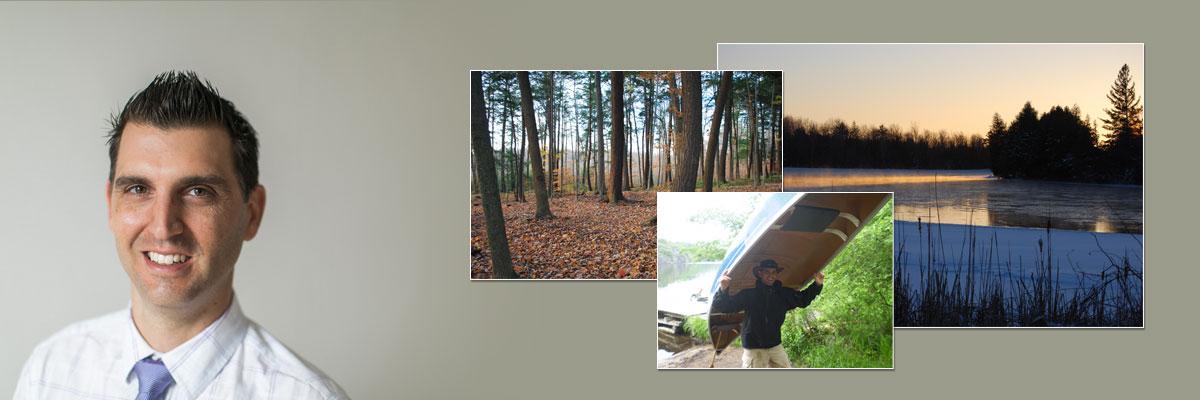 Andrew Marshall the Paddling Realtor home slide